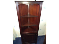 Corner Unit / Cabinet / Shelves