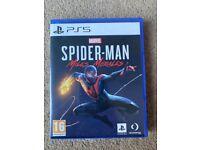 Spider-Man- Miles Morales PS5