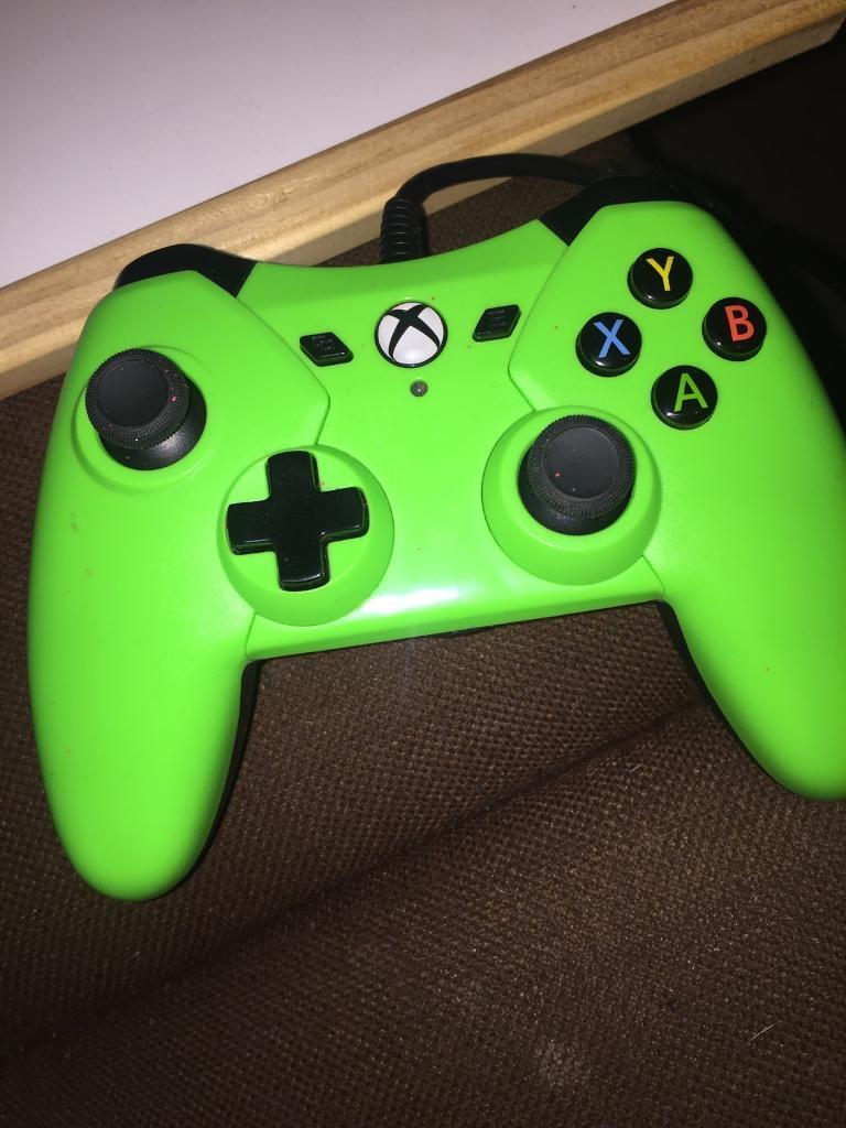 Xbox one wired controller | in Crosby, Merseyside | Gumtree