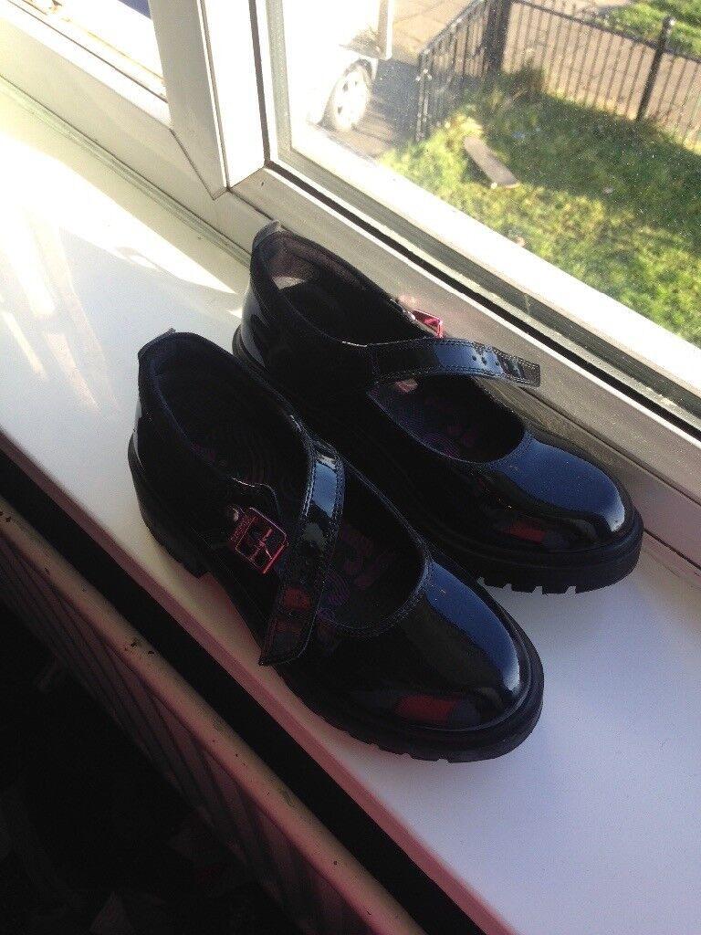Girls kickers shoes