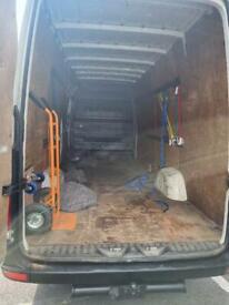 Large van removals