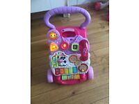 Like new! Vtech walker