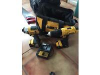 Dewalt drills and tools 18v