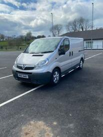 2005 Vivaro 1.9Cdti Sold with full Psv SideBars Alloys Take small Px
