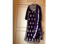 Indian brand new embroidery suit