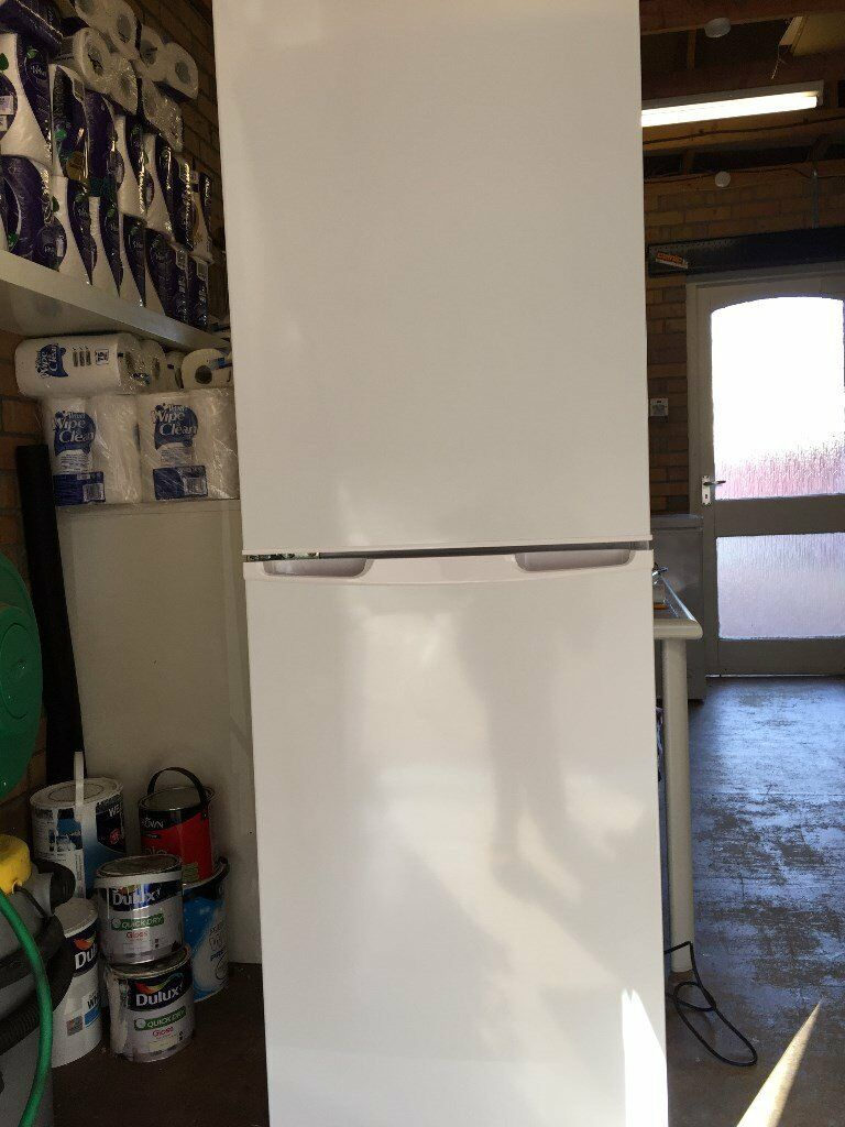 Kenwood Frost Free Fridge Freezer Model number Kenwood KFC555W15, only used for one weekin Grangemouth, FalkirkGumtree - Kenwood Frost Free Fridge Freezer with full garantee (only five weeks old) origonal cost £280.00 Colour white Hight 1750 CM or 69 inches Depth 57CM or 22 inches Width 57 CM or 22 inches Model number Kenwood KFC555W15 The above was purchesed as a...