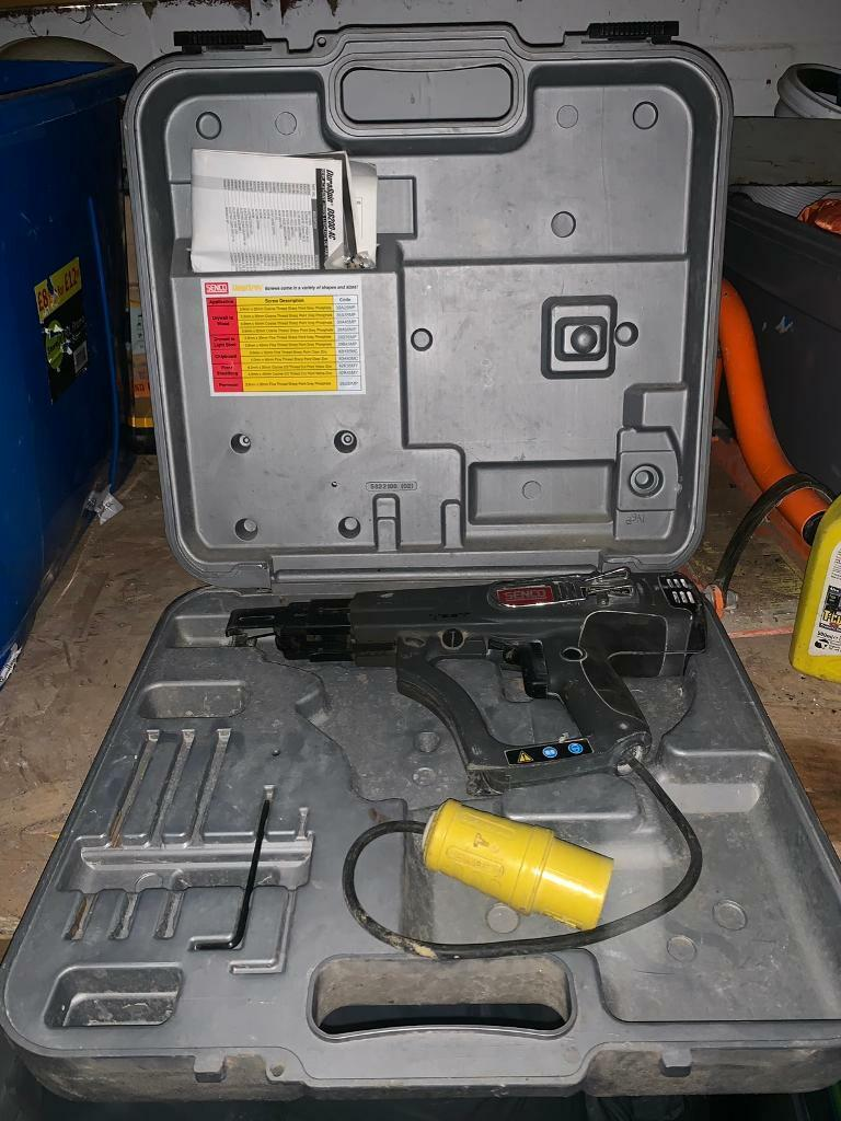 Senco drywall Screw Gun 110volt   in South Wootton, Norfolk   Gumtree