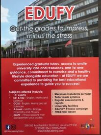 Experienced Qualified Tuition service for 11+,KS1, KS2, KS3, GCSE, A-levels from £10p/h
