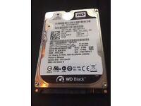 Western Digital 320GB 2.5 HDD