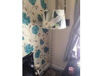 Large freestanding lamp in excellent condition