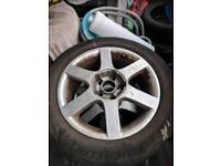 Vortex Audi wheels