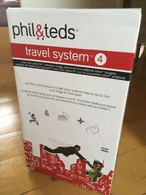 Phil & Teds Travel System 4