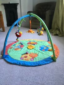 Mamas and Papas baby play mat