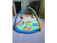 Mamas and Papas baby play mat