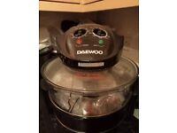 Daewoo halogen cooker