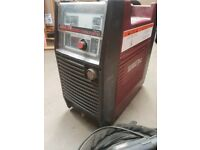 400A THERMAL ARC TIG WELDER / HEAVY DUTY TIG WELDER / WP26 Torch with Earth Lead / Serviced & Clean