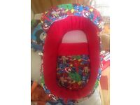 Avengers Moses basket