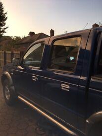 Ford ranger xlt thunder