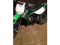 Kx 85 2009 (not tm, rm, ktm, cr, yz, pitbike, 50, 60, 65, 80, 100, 125, 150, 250, 450)