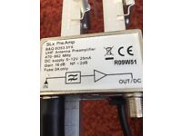 Outdoor UHF Antenna Preamplifier
