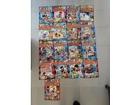 17 BEANO COMICS YEAR 2009 #3464-#3514