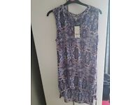Ladies top/dress size 18. Brand new