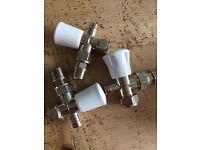 Radiator valves x11