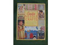 The Colour Library Book of Creative Needle Crafts in Hardback