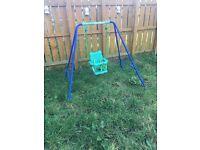Children's swing