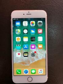 iPhone 6s Plus -16 GB used but in immaculate condition