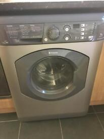 Hotpoint Aquarius Washer Dryer In Graphite Less Than 2yrs Old