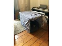 Dog crate and cover