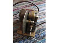 Vintage Medcalf Hy Flo Model junior air pump