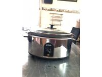 Prima slow cooker ceramic good condition used only once