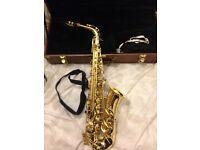 Artemis Trevor James alto saxophone sax