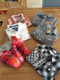 Boys shirts 2-3