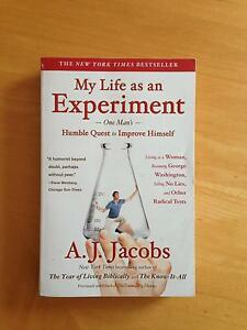 My Life as an Experiment - A.J. Jacobs