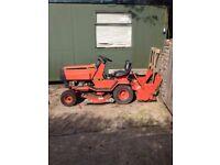 westwood garden tracor / mower