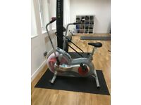 Gym-Owned Schwinn Airdyne in Good Working Condition