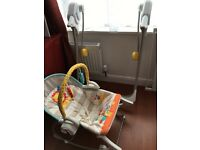 Fisher price 3in1 swing £60 paid £140