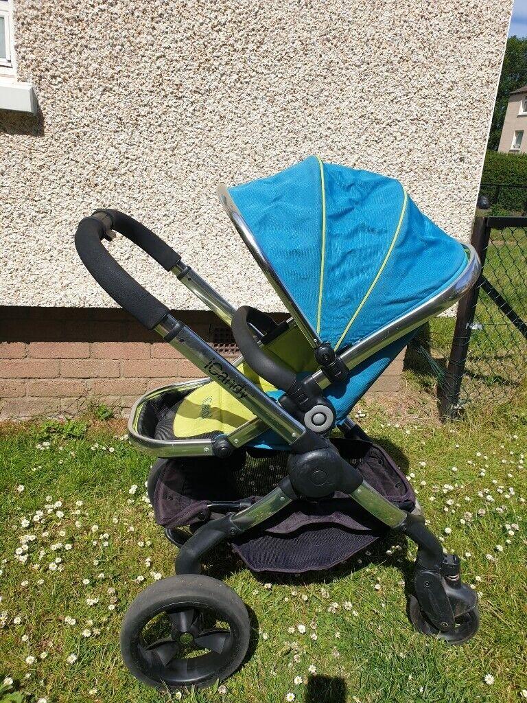 ICandy Peach pram/ buggy ( Travel system )