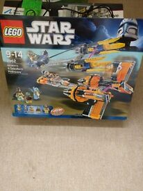 Lego Star Wars. Various sets, all brand new and sealed.