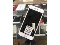 Apple iPhone 6S 16gb Rose Gold Unlocked with WARRANTY