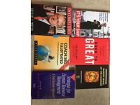 Business and MBA text books