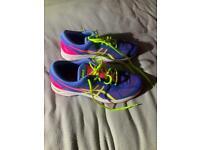 Size U.K. 7.5 brand new Asics Gel DS 20 women's trainers RRP £120