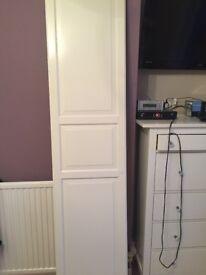 Ikea Birkeland wardrobe doors