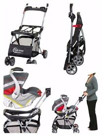Baby Trend Snap N Go Universal Infant Car Seat Carrier. £30 or nearest offers