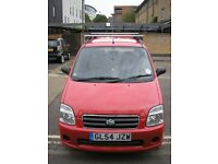 Immaculate Suzuki Wagon R+ 1.3 GL, in red. Very low mileage of only 11,102, cracking runner.