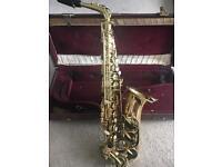 Rolings Alto Saxophone