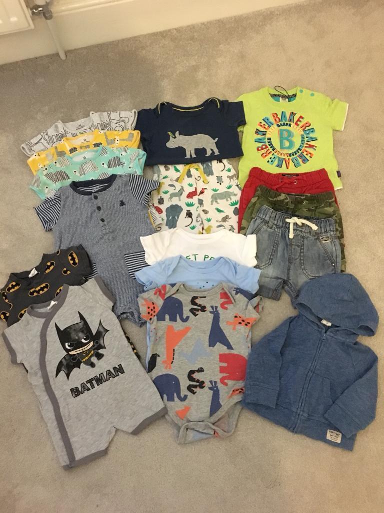 5502cf188 Bundle of baby boy clothes (Next, Boden, Gap, H&M) - 6/9-6-12 months